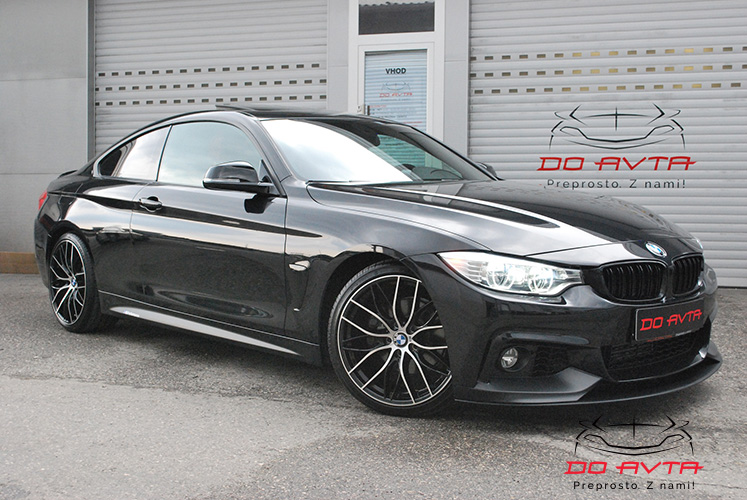 BMW 428i Coupe xDrive Sport Avt. M Performance (245ks), 2014, 38tKM, April 2017