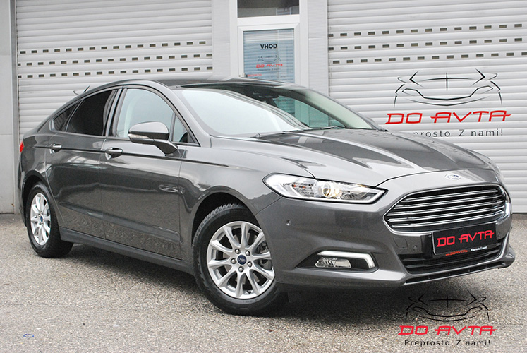 Ford Mondeo 1.5i EcoBoost Business (160ks), 2016, 19tKM, Februar 2017