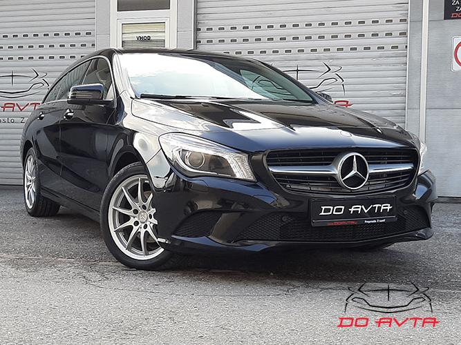 Mercedes-Benz CLA 220 d Shooting Brake 4MATIC Avt. (176ks), 2015, 110tKM, 02-2020