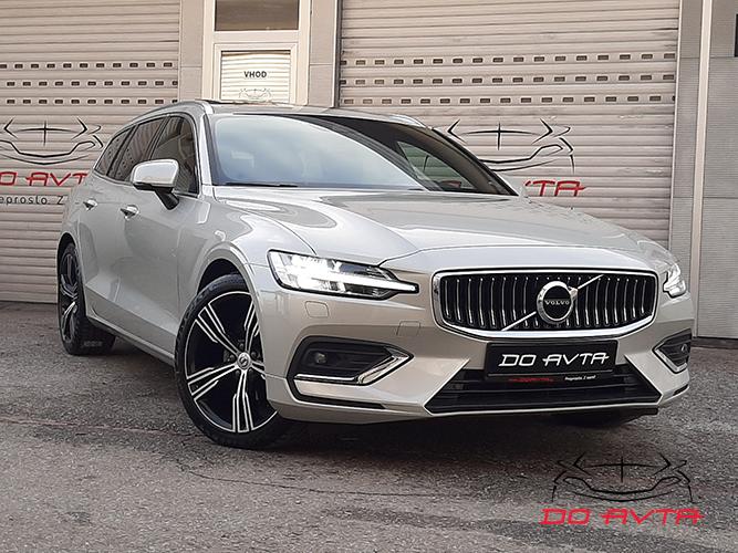 Volvo V60 D4 Inscription Geartronic (190ks), 2018, 28tKM, 02-2020