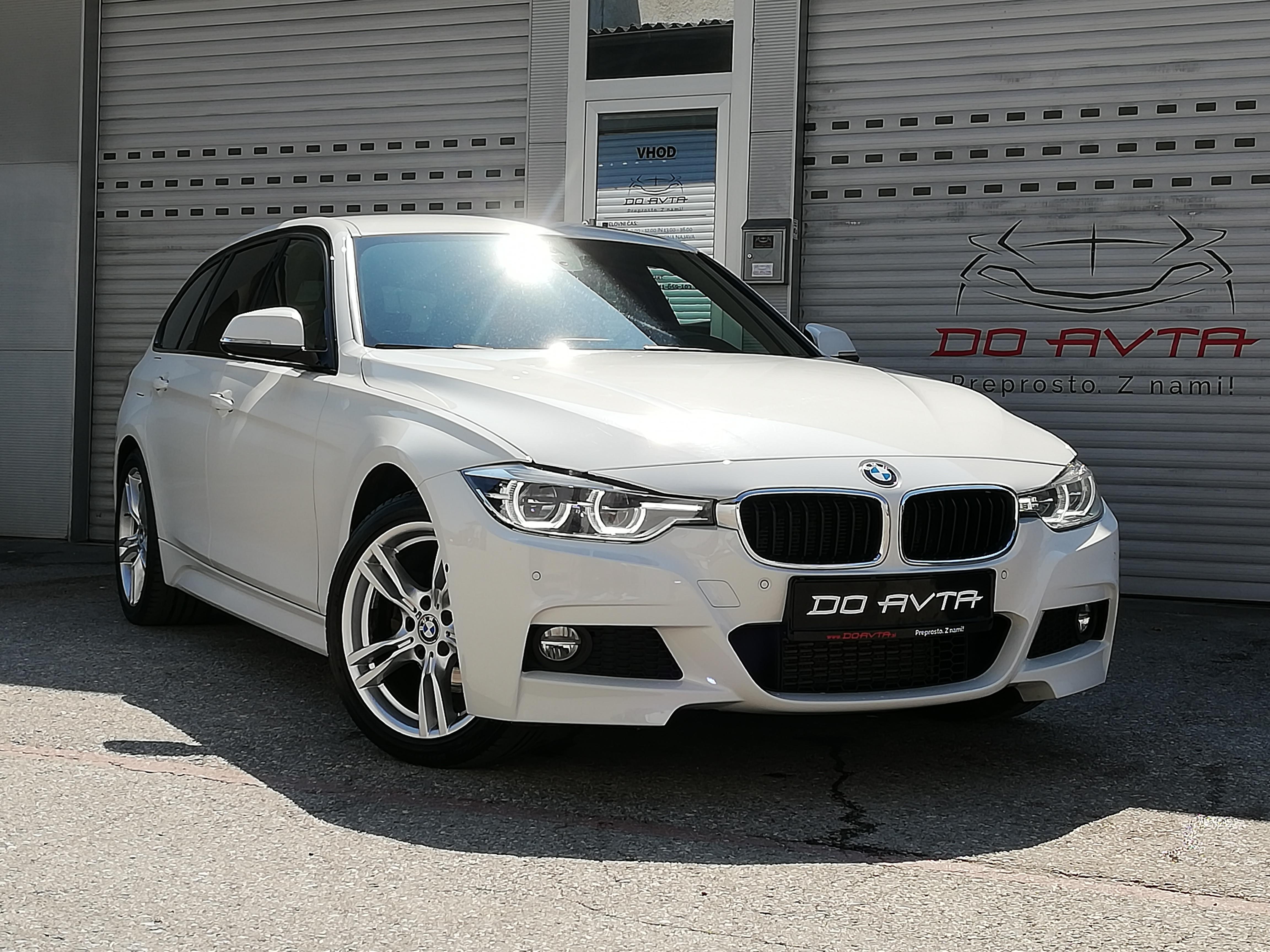 NAJPOPULARNEJŠI RABLJENI AVTOMOBILI: BMW SERIJE 3