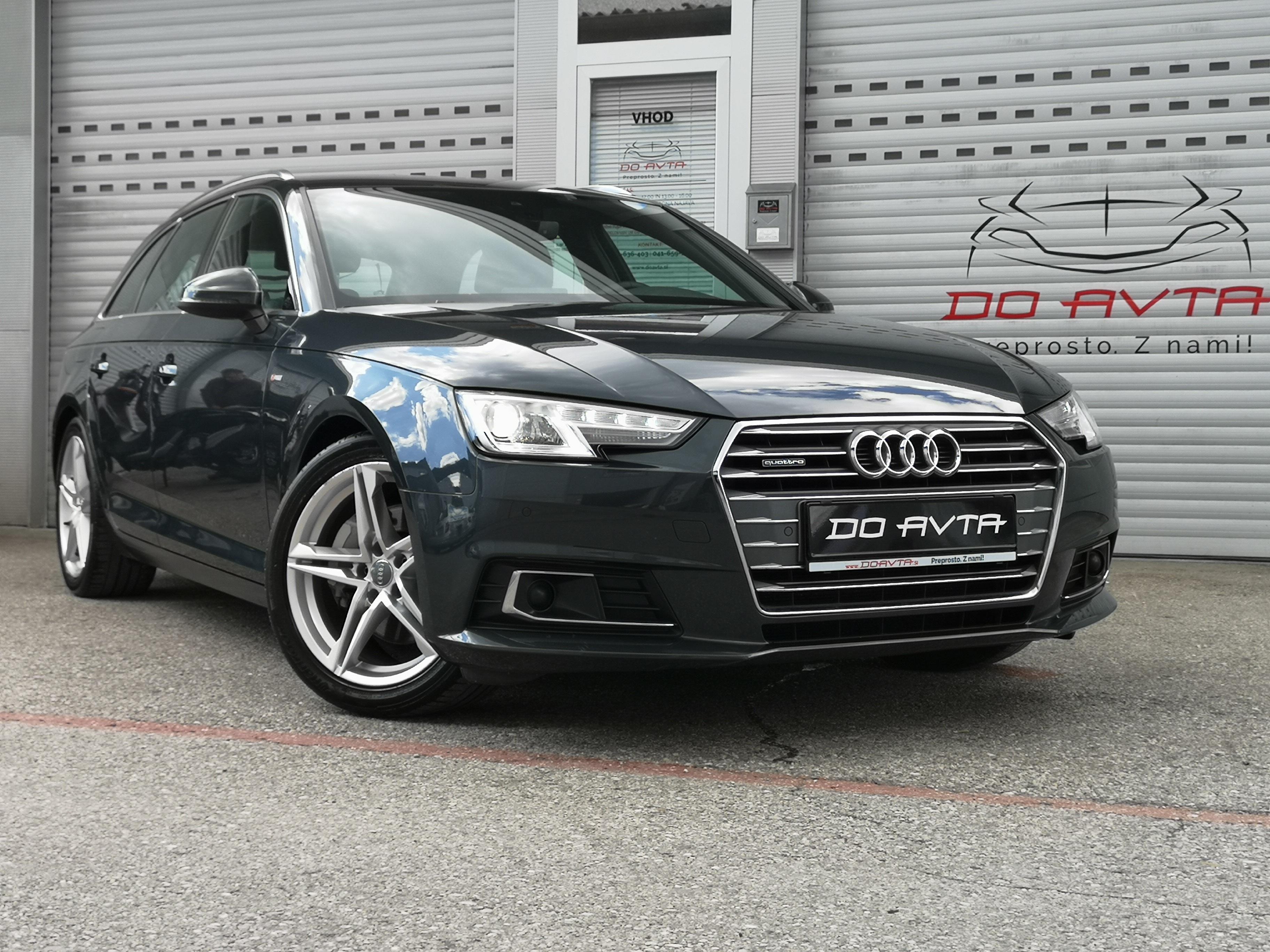 NAJPOPULARNEJŠI RABLJENI AVTOMOBILI: Audi A4