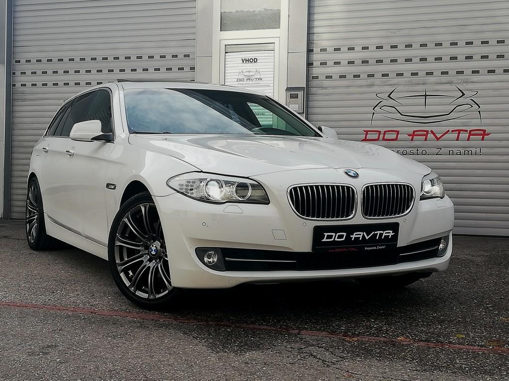 NAJPOPULARNEJŠI RABLJENI AVTOMOBILI: BMW SERIJE 5