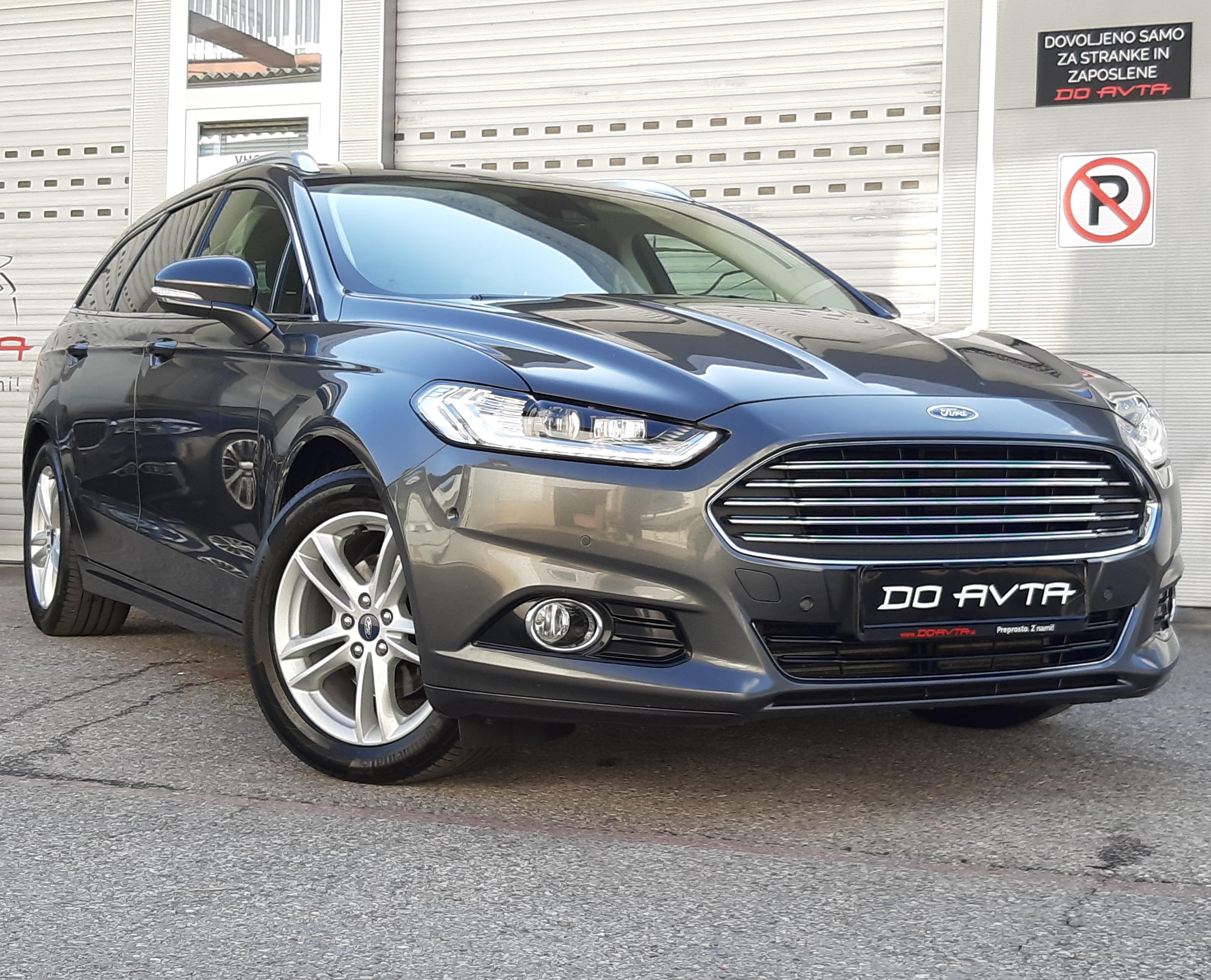NAJPOPULARNEJŠI RABLJENI AVTOMOBILI: Ford Mondeo