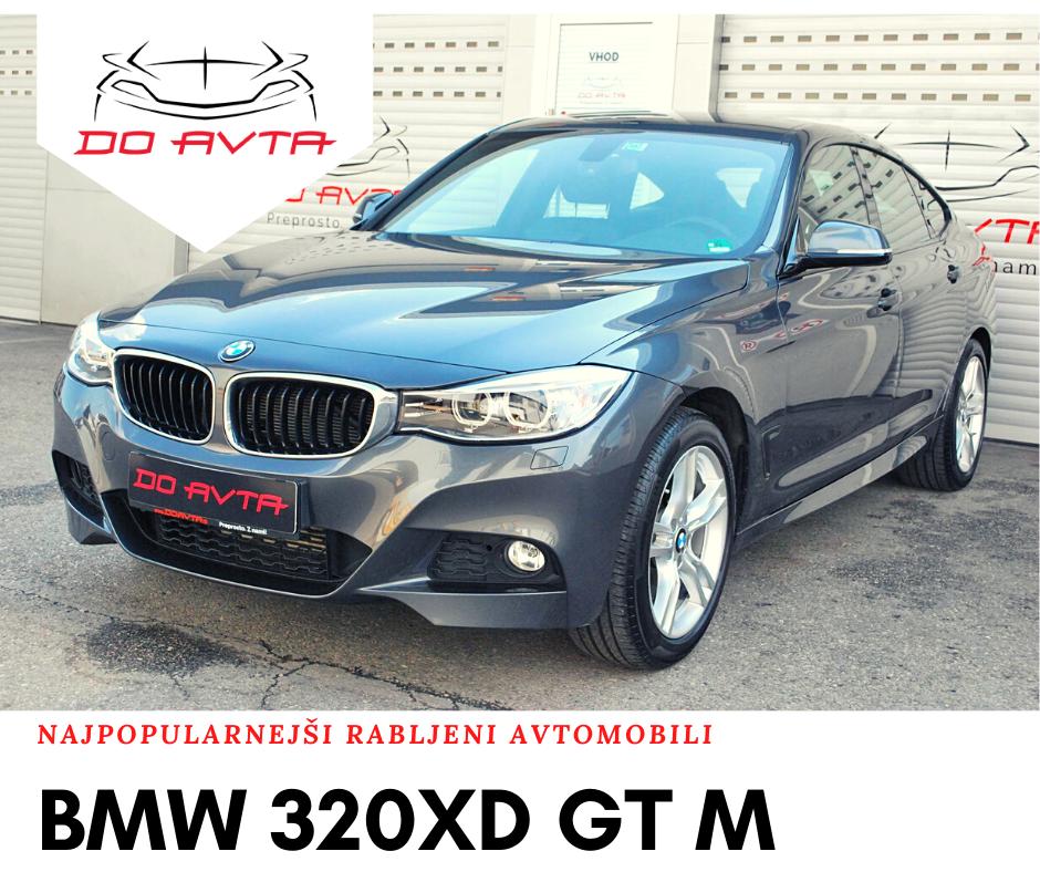 TEST RABLJENIH AVTOMOBILOV: BMW 320xd Gran Turismo M Sport