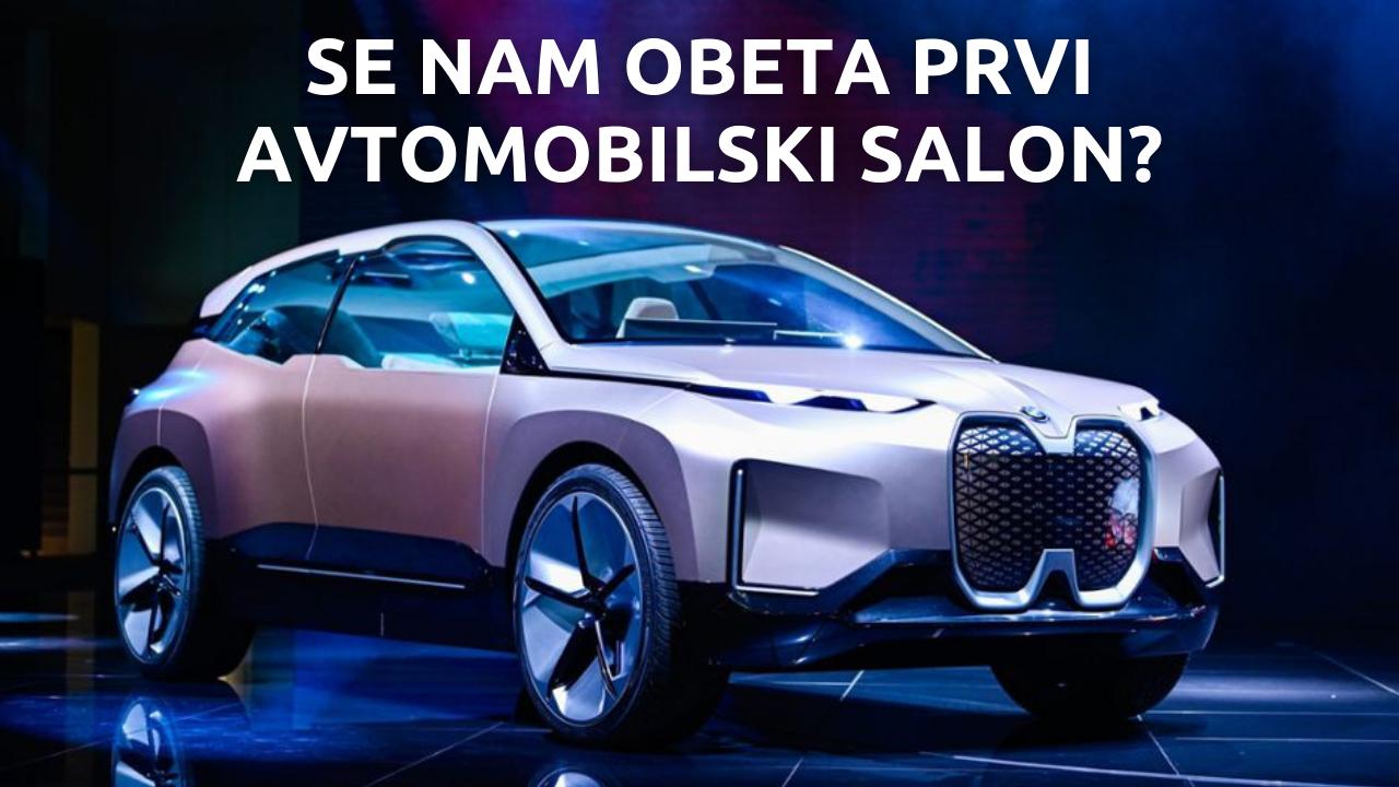 Se nam jeseni že obeta prvi avtomobilski salon v Münchnu?